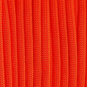 Paracord 550 Neon Orange